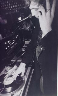 Greg Wilson at Legend