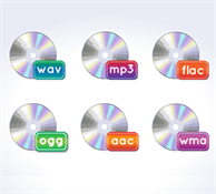 Is it really worth paying more to download AIFF, WAV or FLAC or should I just download MP3 music?