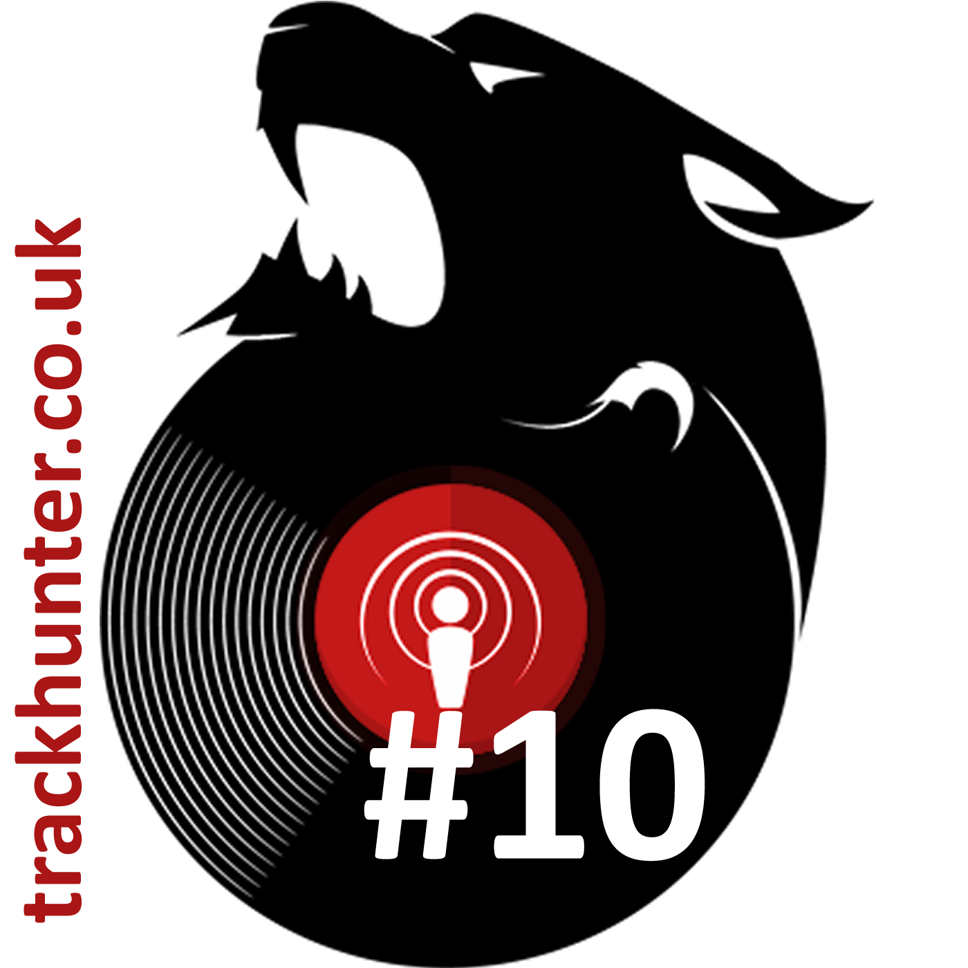 #10 Trackhunter DJ Mix Podcast by Keith Boynton