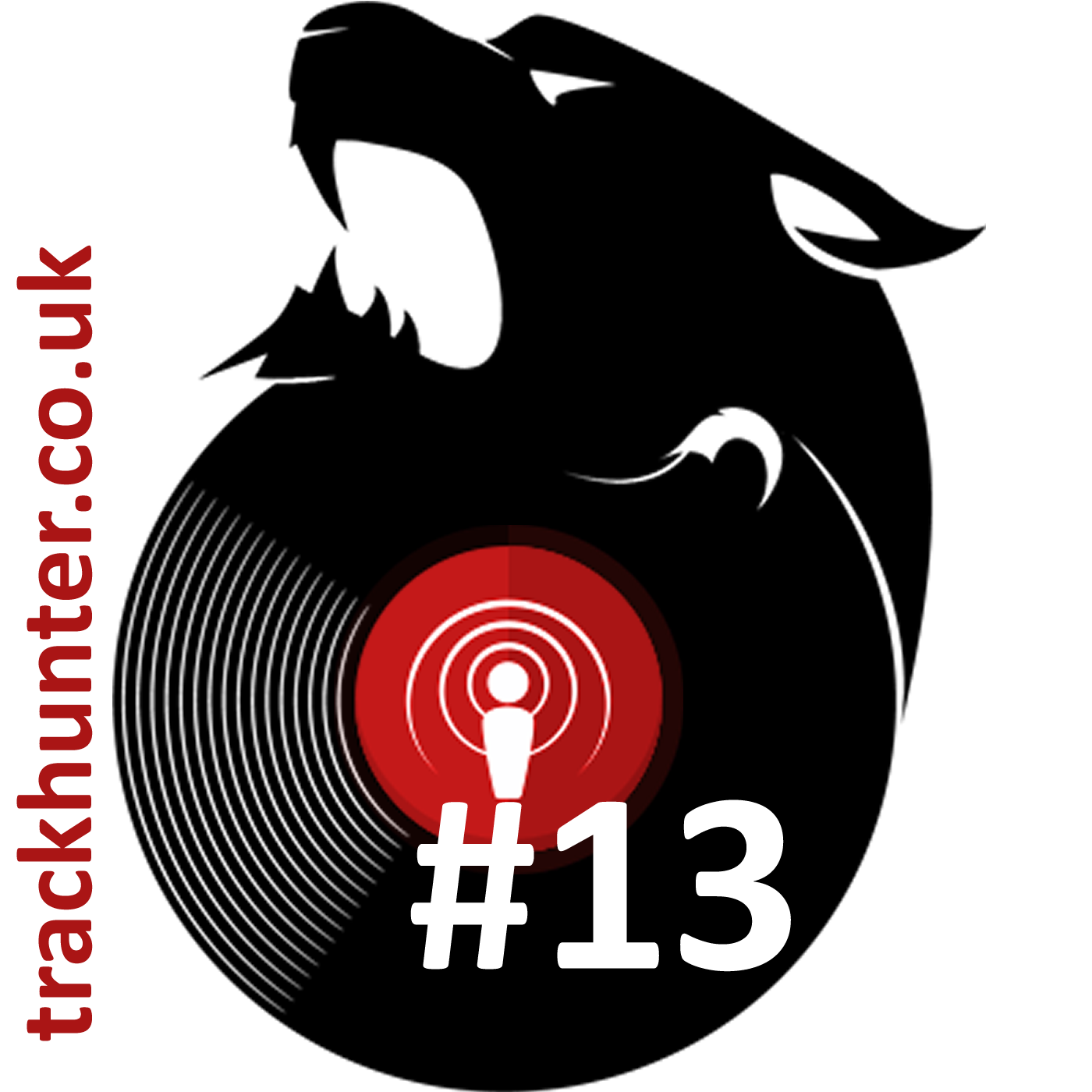 #13 Trackhunter DJ Mix Podcast by Rico(h)