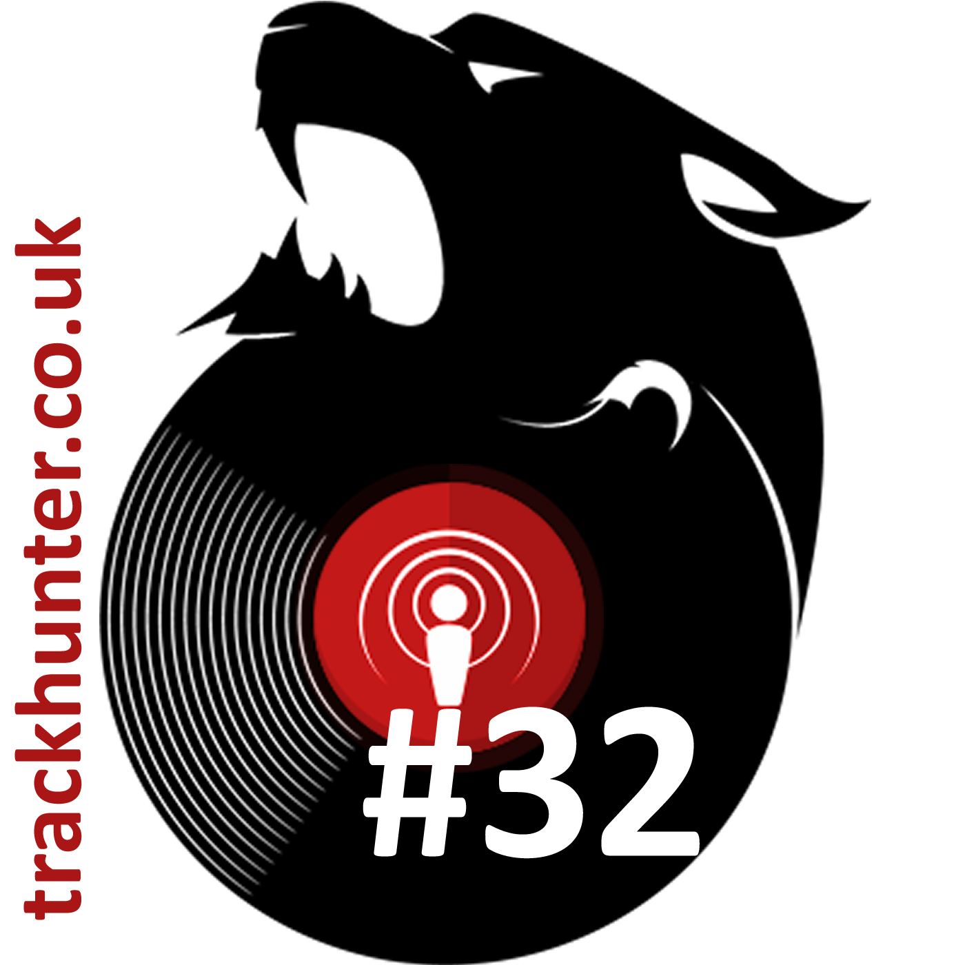#32 Trackhunter DJ Mix Podcast by Blu-Sky